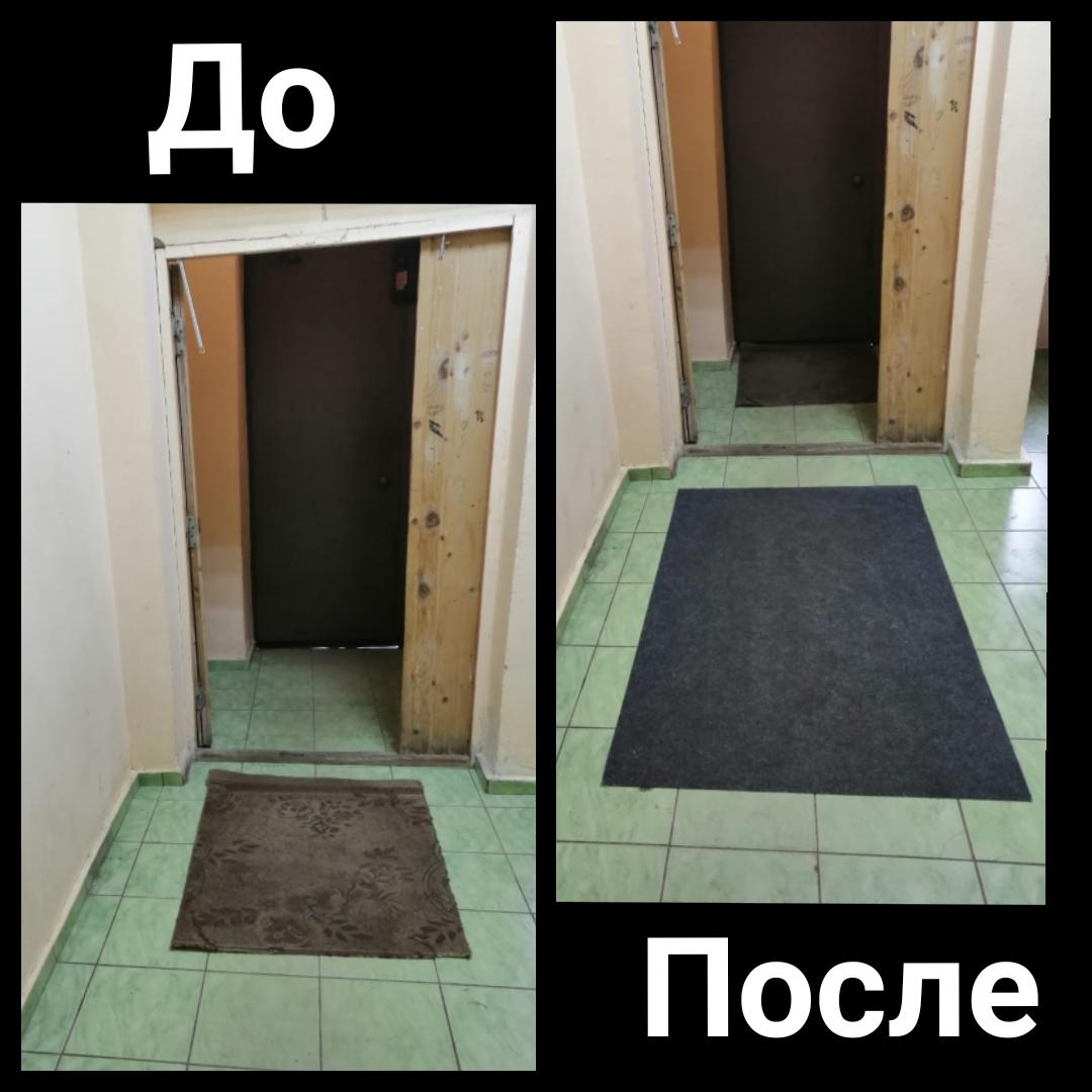 Read more about the article В комплексе была произведена замена ковров