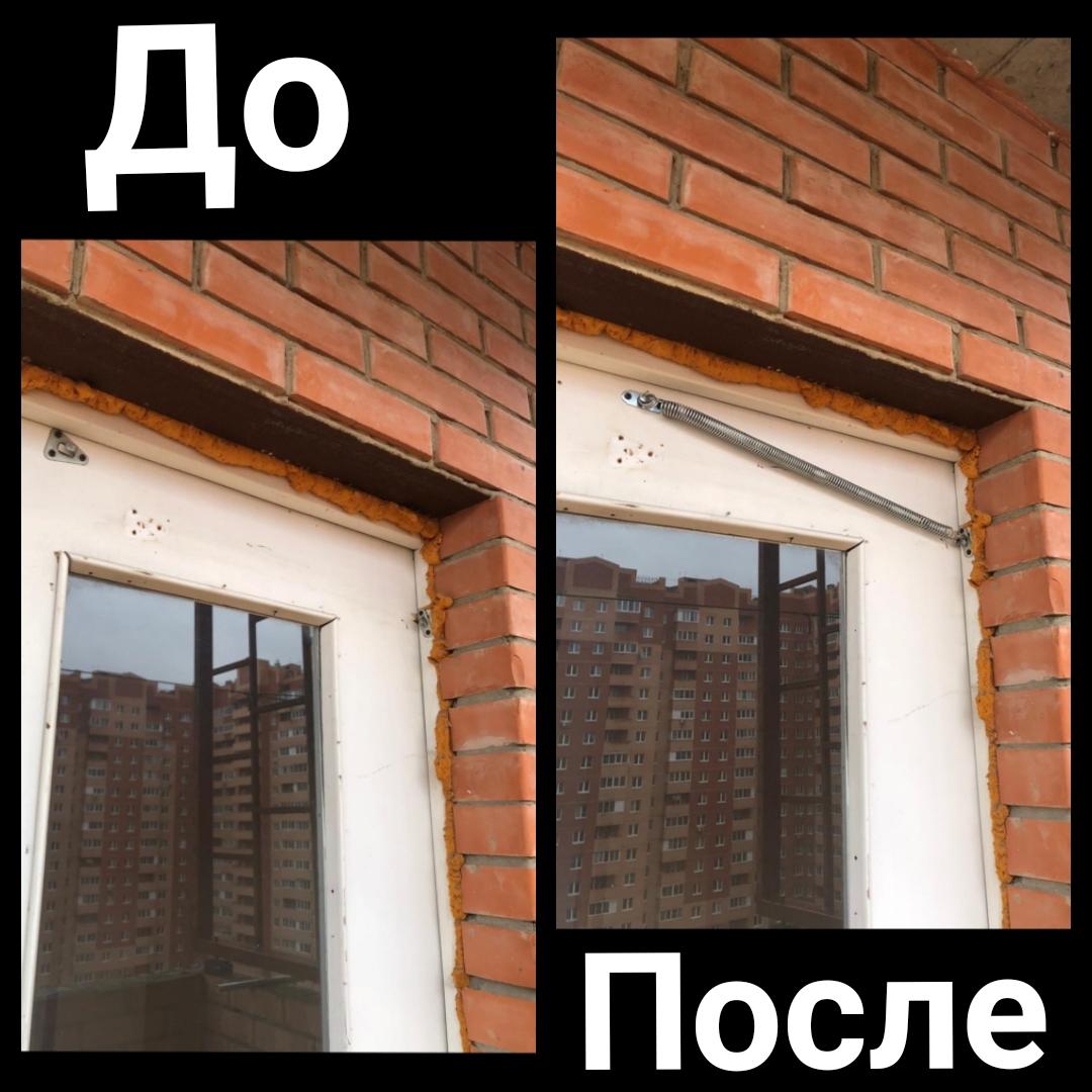 Read more about the article Ремонт дверных пружин в данном комплексе